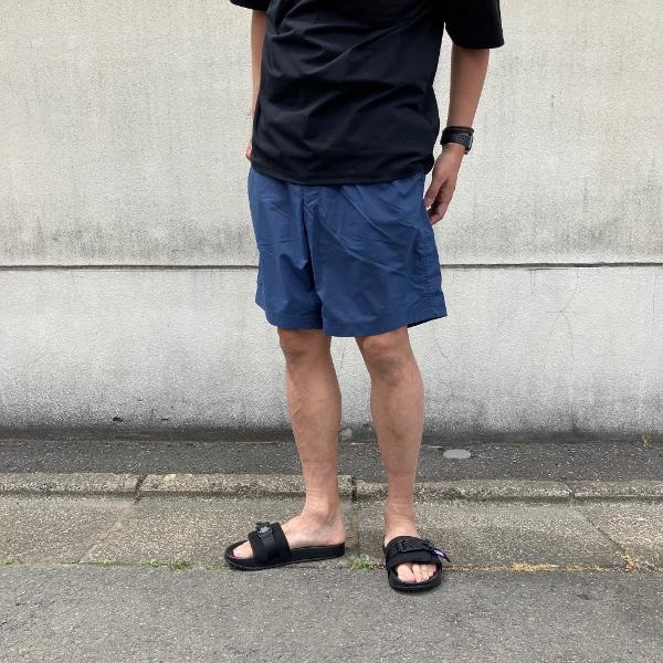 Mountain Field Long Shorts ノースフェイス パープルレーベル (600x600).jpg