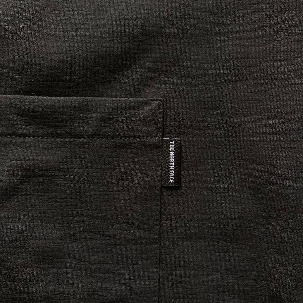 ショートスリーブエアリーポケットティー ノースフェイス ポケット (600x600).jpg