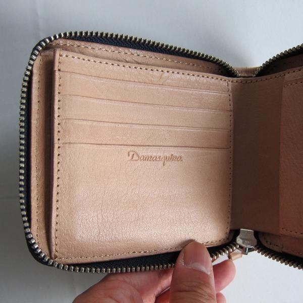 ダマスキーナ デニム パッチワーク ウォレット  カード (600x600).jpg