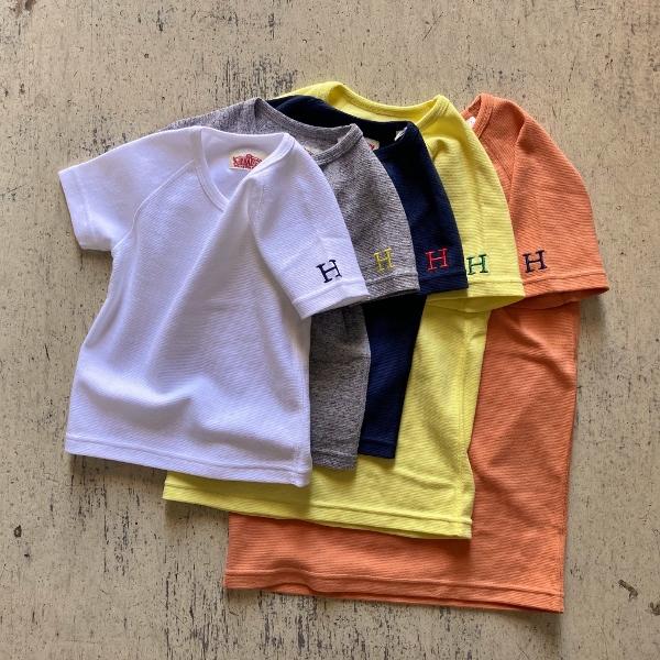 HRM ストレッチフライスショートスリーブTシャツ キッズ (600x600).jpg