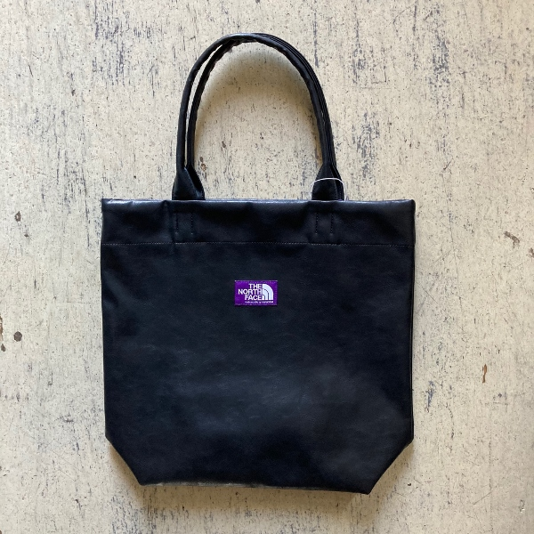 Synthetic Leather Tote north face purple label (600x600).jpg