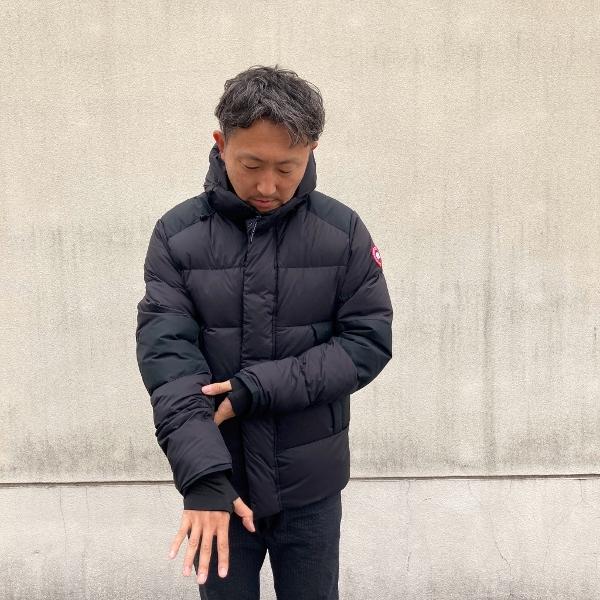 アームストロングフーディ M カナダグース 袖 (600x600).jpg