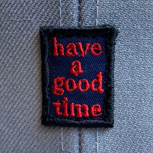 have a good time black frame ワッペン (600x600).jpg