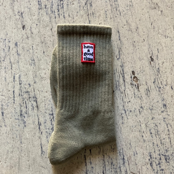 have a good time socks SAGE (600x600).jpg