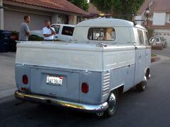 1963,VW, W-Cab