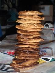 しづかの自家製、チョコレートチップ・クッキー〜