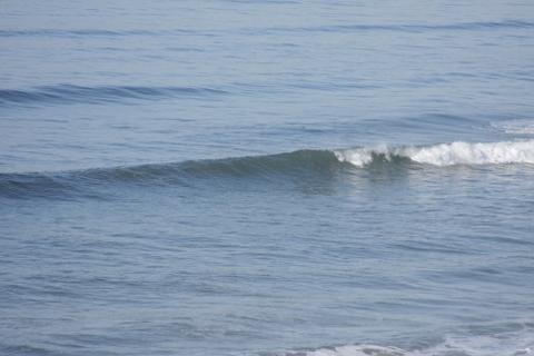 12月8日(水)朝9時過ぎのクリフス。