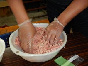 炊飯器でハンバーグ 006.JPG