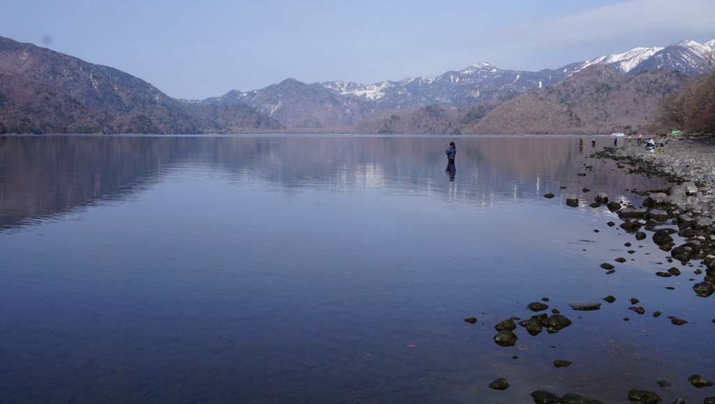 中 禅 寺 湖 漁協