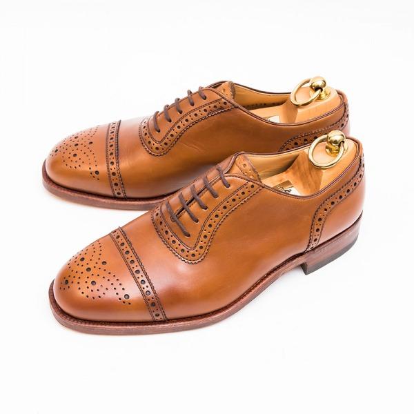 バーバリー 大塚製靴製 インペリアルグレード  未使用品 サイズ24EEE