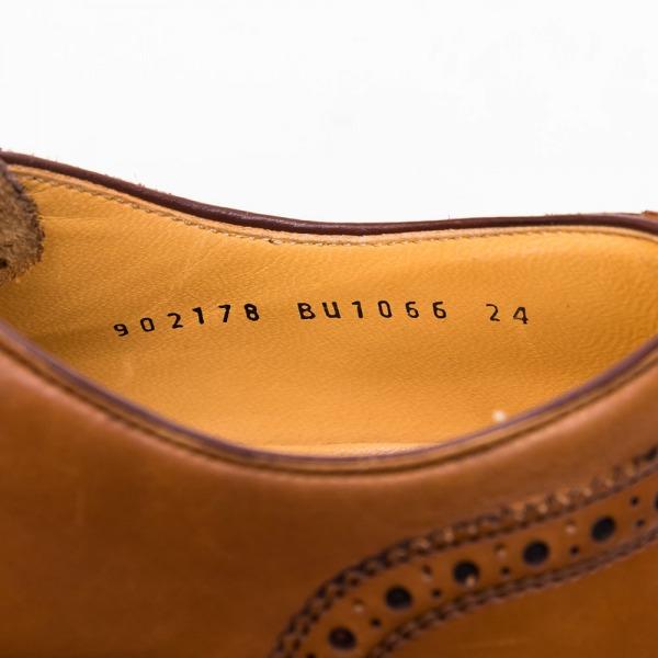 バーバリー大塚製靴製インペリアルグレード判別