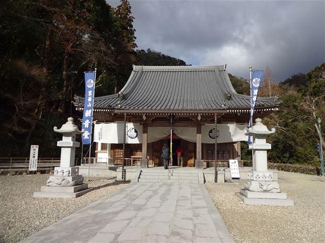 滝道・瀧安寺観音堂