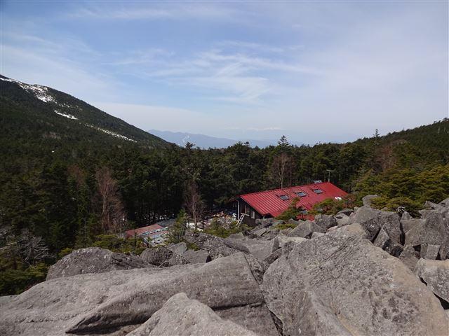 高見石山荘2