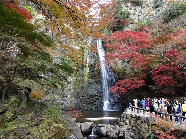 箕面大滝2