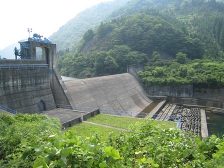 山原ダム | THE SIDE WAY