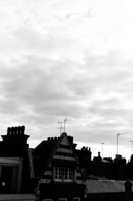 ロンドン ホテルからの眺め
