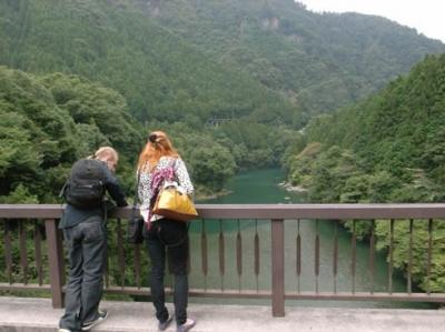 okutama art craft festival and hiking with YADOYA Guesthouse