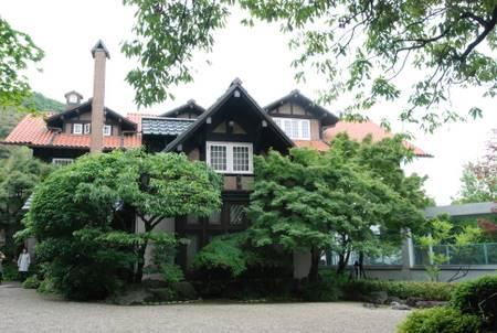 大山崎山荘美術館