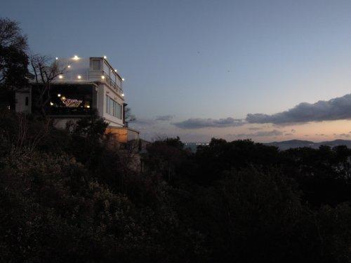 三河湾夕日を眺める会