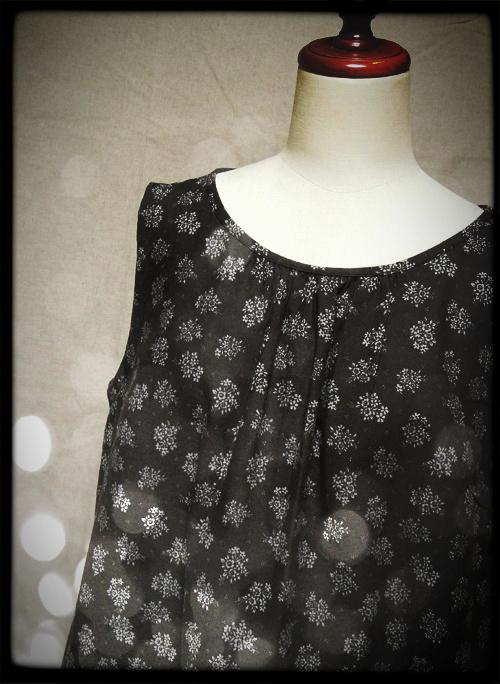 鎌倉スワニーで購入した布で作りました