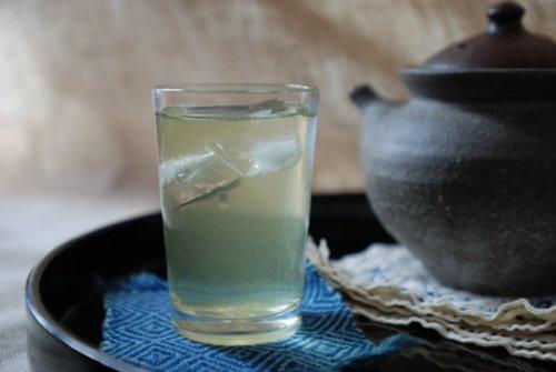 さくらんぼ緑茶