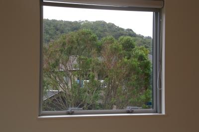 葉山堀内の窓