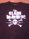 The Clash 無線衝突Tシャツ