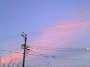 いいことありそうな雲♪