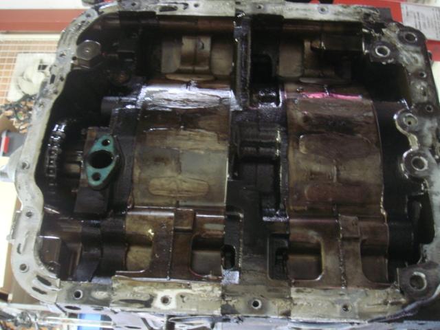 ロータリー エンジン オイル