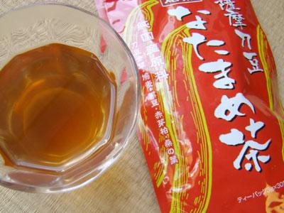 なた豆茶 副作用