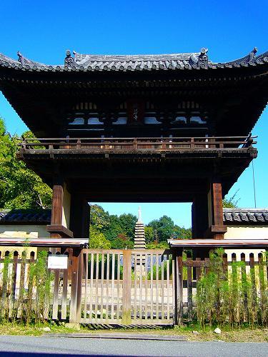 国宝・楼門