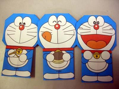 簡単 折り紙 折り紙 ドラえもん 折り方 : tokujiro.jugem.jp