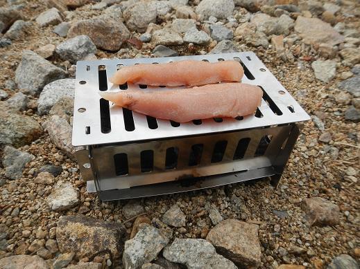 超小型バーベキューコンロ