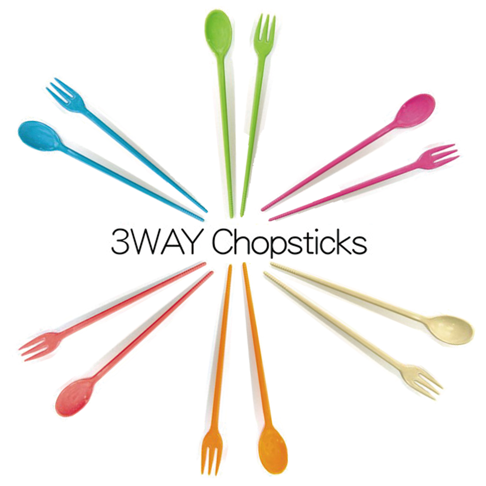 3WAY Chopsticks