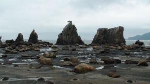 熊野国立公園 橋杭岩