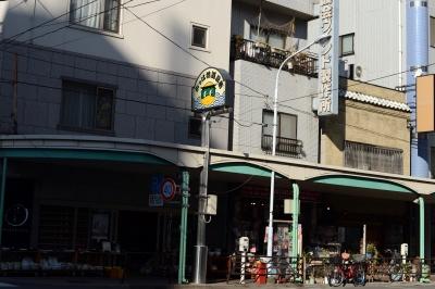 合羽橋商店街