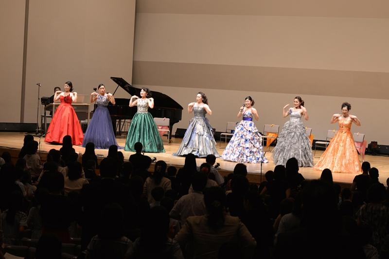 9/12(金)聖徳大学川並記念講堂で行われました 「伝えたい歌、残した...  日本声楽家協会