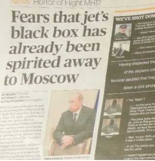 London Evening Standard (1)