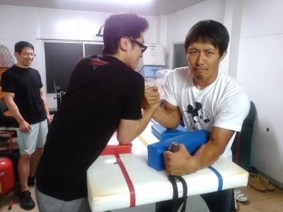 アームレスリング   Japanese AR...