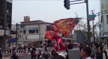 青森県弘前市_よさこい津軽3