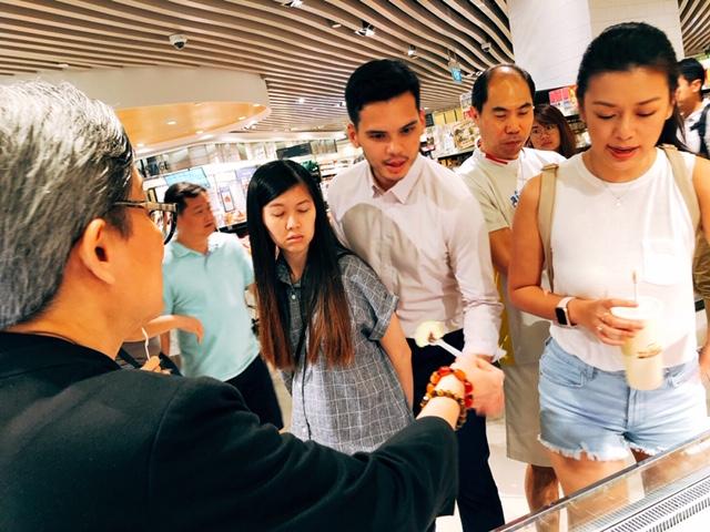 シンガポール催事