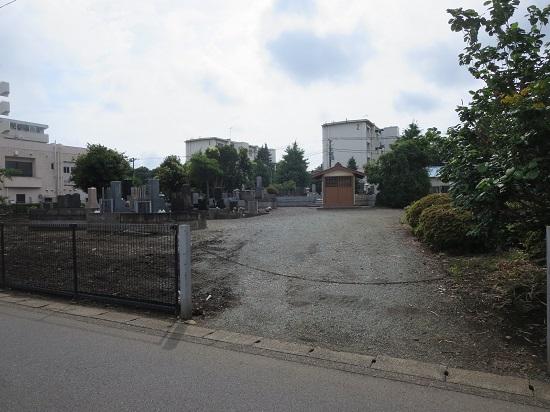 鶴島山小曲寺跡のお堂