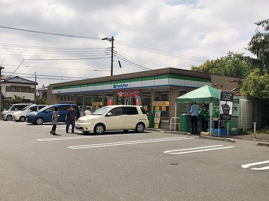 2018年5月24日(木)新生ファミリーマート横浜上飯田団地店、オープン!
