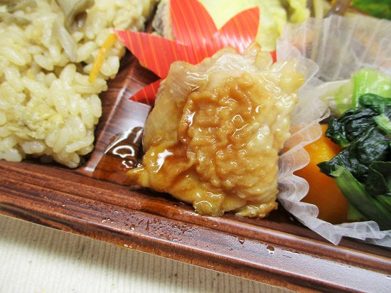 ローソン 舞茸ご飯の幕の内弁当 498円(税込)