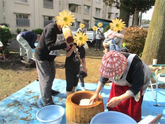 2018年11月18日(日)ふれあい団地祭り2018