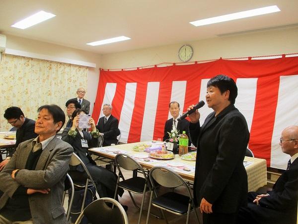 2020年1月10日(金)上飯田団地連合自治会 新年祝賀会