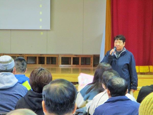 2020年2月16日(日)地域防災拠点 防災講習会
