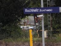 ブーフホルツ駅