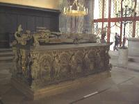 Magdeburg大聖堂の棺