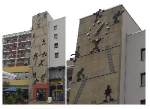 Magdeburgモダンな建物